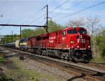 CP 8937 on CSX K049 oil train